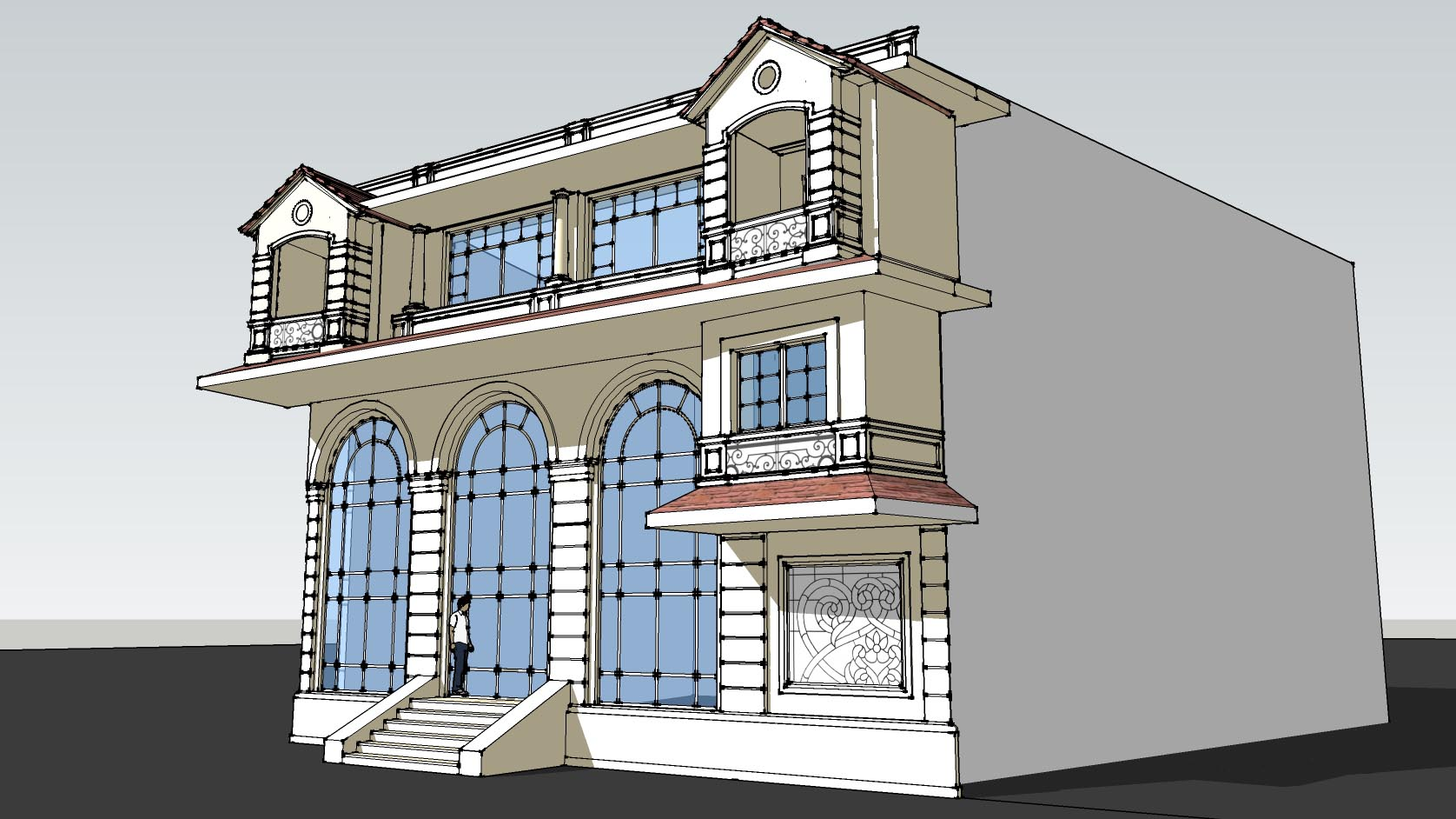 New Cairo residence
