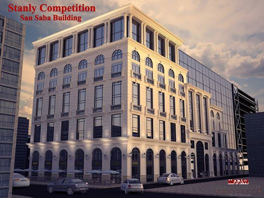 Stanly Competition -San Saba Building